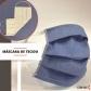 Máscara de Tecido - Kit 2 und.